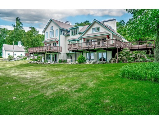 Single Family Home for Sale at 112 BOLTON ROAD Harvard, Massachusetts 01451 United States
