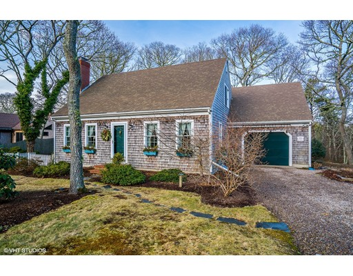 Single Family Home for Sale at 17 Highridge Drive 17 Highridge Drive Brewster, Massachusetts 02631 United States