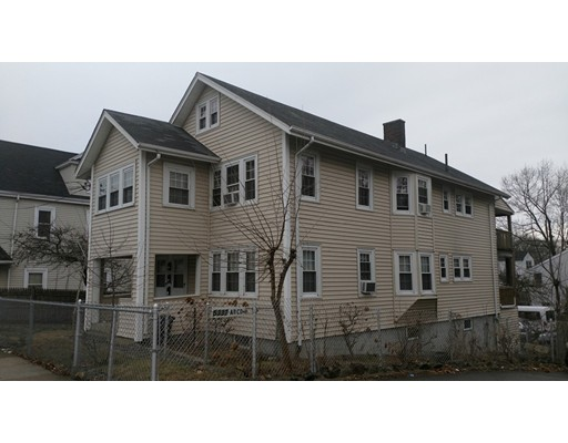 Multi-Family Home for Sale at 5337 Washington Street 5337 Washington Street Boston, Massachusetts 02132 United States
