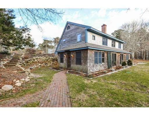 Casa Unifamiliar por un Venta en 552 W Gate Road 552 W Gate Road Brewster, Massachusetts 02631 Estados Unidos