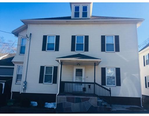 Maison avec plusieurs logements pour l Vente à 24 Richman Street 24 Richman Street Clinton, Massachusetts 01510 États-Unis