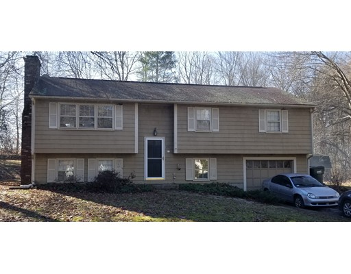 Single Family Home for Sale at 25 Greenwood Avenue 25 Greenwood Avenue Dudley, Massachusetts 01571 United States