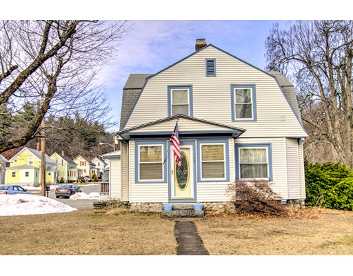 Single Family Home for Sale at 25 East Prescott Street 25 East Prescott Street Westford, Massachusetts 01886 United States