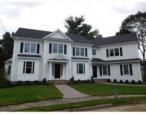 43 Hewitt Circle  is a similar property to 92 Wilshire Park  Needham Ma