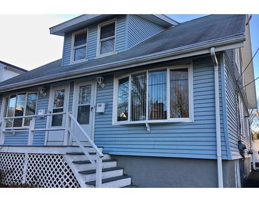 واحد منزل الأسرة للـ Rent في 22 Marden Street 22 Marden Street Saugus, Massachusetts 01906 United States