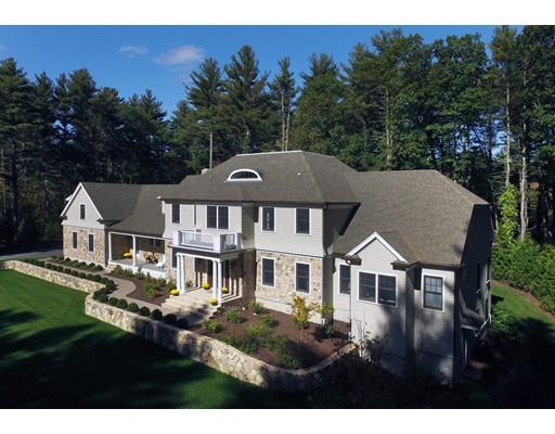 Single Family Home for Sale at 3 Sunday Woods Road 3 Sunday Woods Road Weston, Massachusetts 02493 United States
