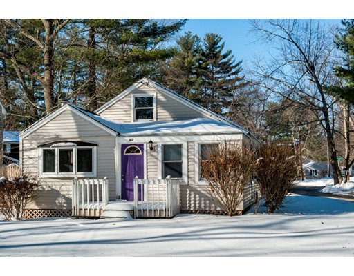Single Family Home for Sale at 47 Wheeler Drive 47 Wheeler Drive Enfield, Connecticut 06082 United States