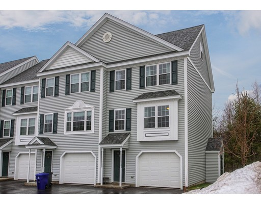 Condominium for Sale at 10 Bandon Circle 10 Bandon Circle Westford, Massachusetts 01886 United States