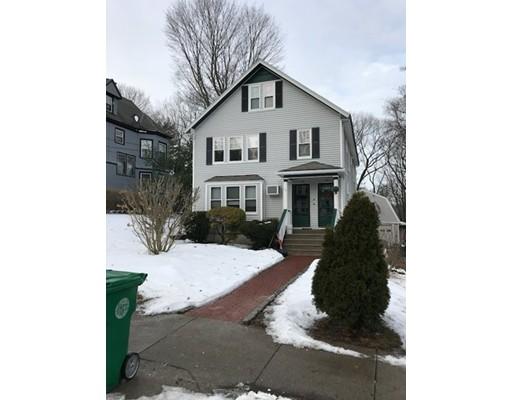 独户住宅 为 出租 在 55 Walker Street 牛顿, 02460 美国