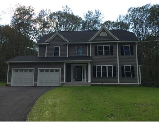 Частный односемейный дом для того Продажа на 284 Chapin Road 284 Chapin Road Hampden, Массачусетс 01036 Соединенные Штаты