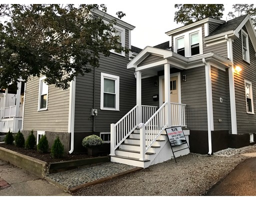 Single Family Home for Sale at 54 Tremont Street 54 Tremont Street Salem, Massachusetts 01970 United States