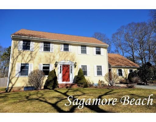 独户住宅 为 销售 在 11 Plymouth Heights Road 11 Plymouth Heights Road 波恩, 马萨诸塞州 02562 美国