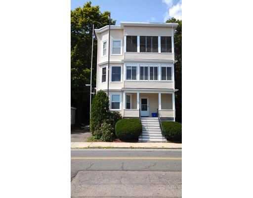 Single Family Home for Rent at 610 Humphrey Street Swampscott, Massachusetts 01907 United States