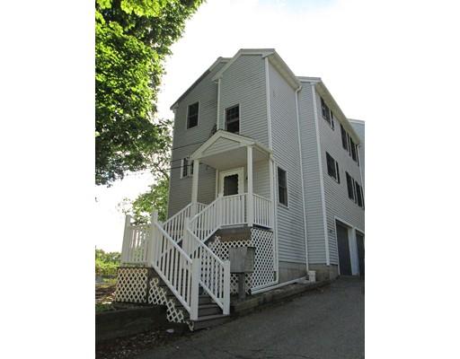 Casa unifamiliar adosada (Townhouse) por un Alquiler en 16 Packards Land #A 16 Packards Land #A Quincy, Massachusetts 02169 Estados Unidos