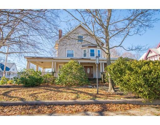 Vivienda multifamiliar por un Venta en 199 So. Main Street 199 So. Main Street Attleboro, Massachusetts 02703 Estados Unidos