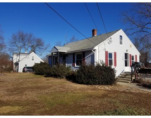 Single Family Home for Sale at 328 BLACKSTONE Blackstone, Massachusetts 01504 United States