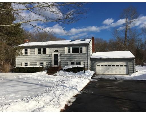 独户住宅 为 出租 在 183 Chandler Street 达克斯伯里, 马萨诸塞州 02332 美国