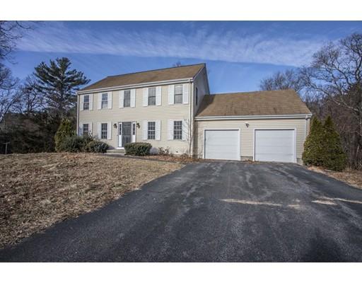 Casa Unifamiliar por un Venta en 40 Hereford Hill 40 Hereford Hill Taunton, Massachusetts 02780 Estados Unidos