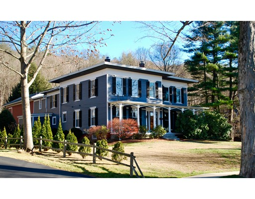 Single Family Home for Sale at 5 Maple Street 5 Maple Street Shelburne, Massachusetts 01370 United States