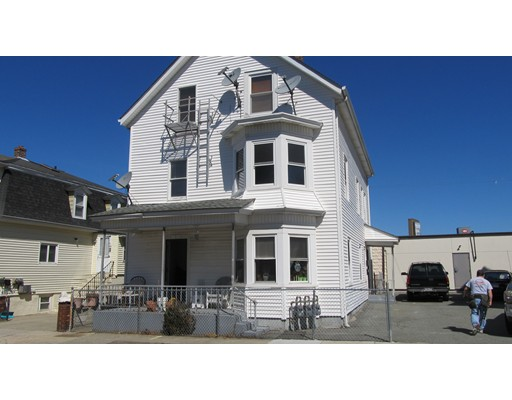 Multi-Family Home for Sale at 192 Baylies Fall River, Massachusetts 02720 United States