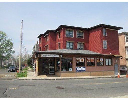 Multi-Family Home for Sale at 108 West Street 108 West Street Chicopee, Massachusetts 01013 United States