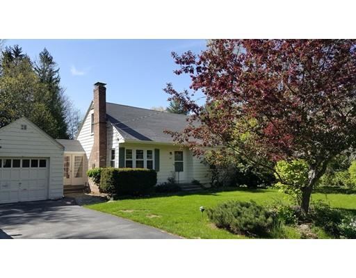 Single Family Home for Sale at 339 Salisbury Street 339 Salisbury Street Holden, Massachusetts 01520 United States