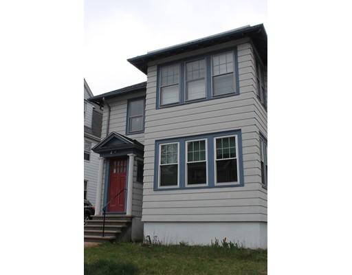 Single Family Home for Rent at 47 Berwick Street Belmont, Massachusetts 02478 United States
