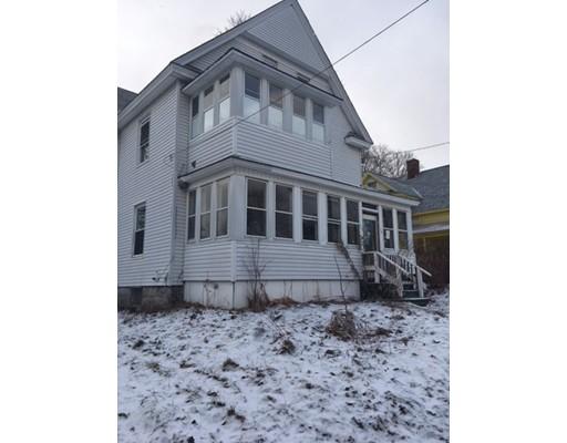 Maison avec plusieurs logements pour l Vente à 30 S Onota Street 30 S Onota Street Pittsfield, Massachusetts 01201 États-Unis