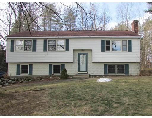 Частный односемейный дом для того Аренда на 6 Shattuck Street 6 Shattuck Street Pepperell, Массачусетс 01463 Соединенные Штаты