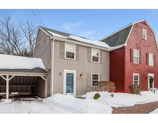 Condominium for Sale at 105 King George Drive 105 King George Drive Georgetown, Massachusetts 01833 United States