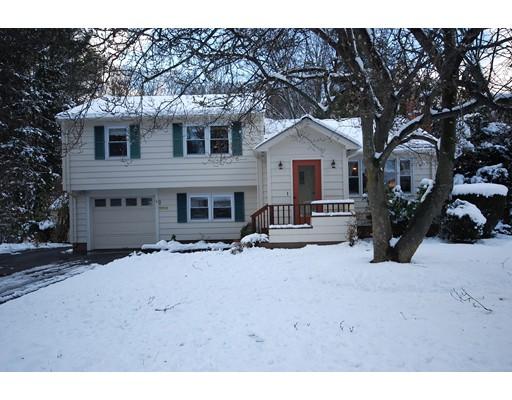 Eensgezinswoning voor Verkoop een t 6 Knight Road 6 Knight Road Framingham, Massachusetts 01701 Verenigde Staten