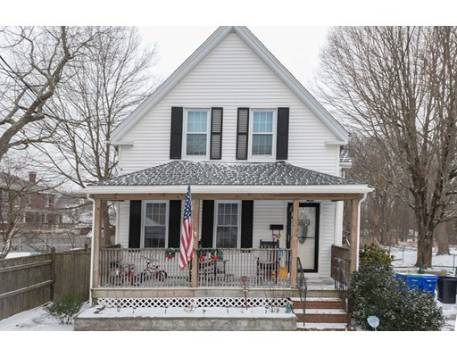 Single Family Home for Sale at 59 Bigelow Avenue Rockland, Massachusetts 02370 United States