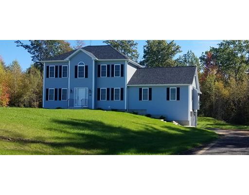 独户住宅 为 销售 在 99 Campbell Street 99 Campbell Street Rutland, 马萨诸塞州 01543 美国