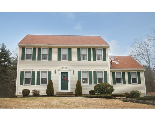 Single Family Home for Sale at 92 South Street 92 South Street Douglas, Massachusetts 01516 United States