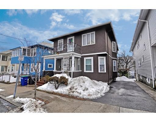 Vivienda multifamiliar por un Venta en 43 Moreland Street 43 Moreland Street Somerville, Massachusetts 02145 Estados Unidos