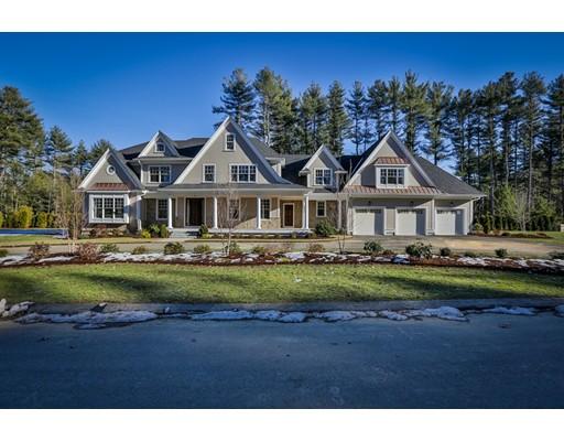 独户住宅 为 销售 在 87 Belle Lane 87 Belle Lane Needham, 马萨诸塞州 02492 美国