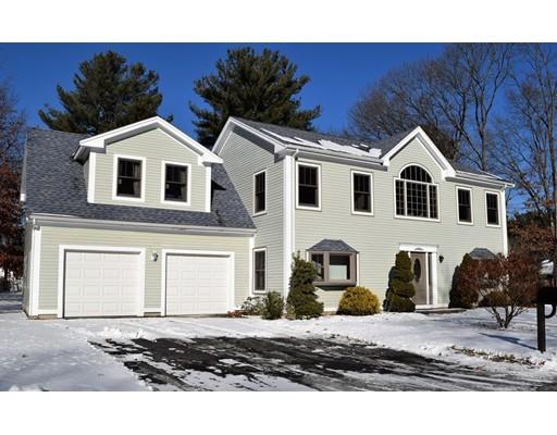 Casa Unifamiliar por un Venta en 5 Elmwood 5 Elmwood Canton, Massachusetts 02021 Estados Unidos