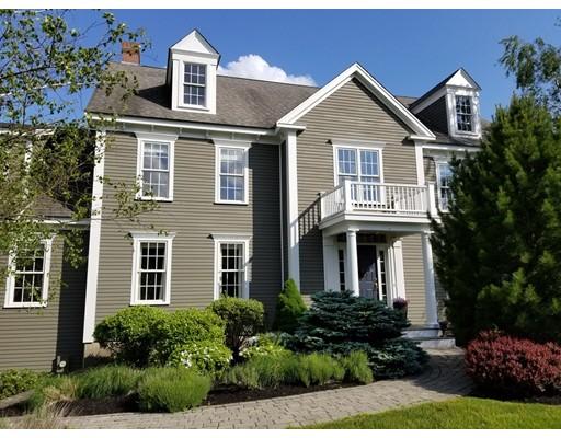 Maison unifamiliale pour l Vente à 8 Cortland Lane 8 Cortland Lane West Newbury, Massachusetts 01985 États-Unis