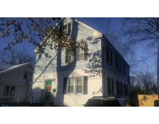 متعددة للعائلات الرئيسية للـ Sale في 20 Bonner Street 20 Bonner Street Chicopee, Massachusetts 01013 United States
