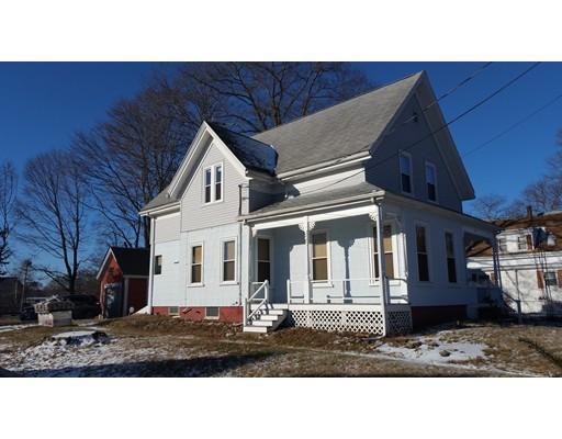 Casa Unifamiliar por un Venta en 221 Plain Street 221 Plain Street Brockton, Massachusetts 02302 Estados Unidos
