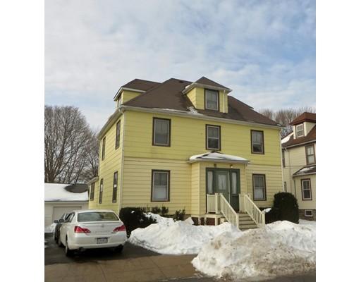 Многосемейный дом для того Продажа на 122 Rowe Street 122 Rowe Street Melrose, Массачусетс 02176 Соединенные Штаты