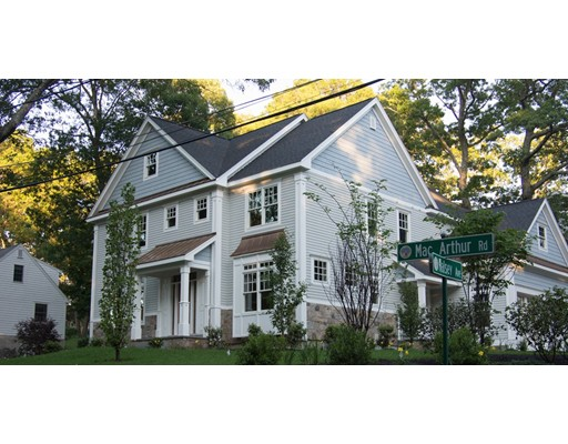 Single Family Home for Sale at 48 MacArthur Road 48 MacArthur Road Wellesley, Massachusetts 02482 United States