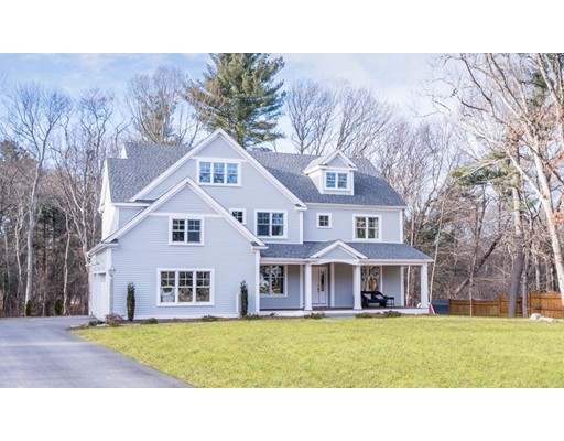 Single Family Home for Sale at 10 Haven Ter 10 Haven Ter Dover, Massachusetts 02030 United States