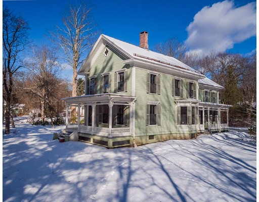 Single Family Home for Sale at 123 Main Street 123 Main Street Williamsburg, Massachusetts 01039 United States