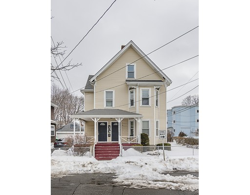 Multi-Family Home for Sale at 35 Almont Street 35 Almont Street Medford, Massachusetts 02155 United States