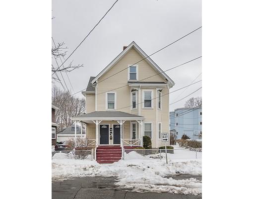 Многосемейный дом для того Продажа на 35 Almont Street 35 Almont Street Medford, Массачусетс 02155 Соединенные Штаты