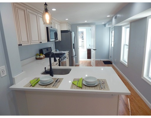 Single Family Home for Sale at 25 Monmouth Street 25 Monmouth Street Boston, Massachusetts 02128 United States
