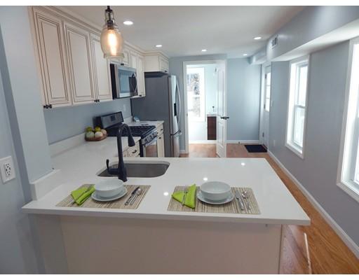 단독 가정 주택 용 매매 에 25 Monmouth Street 25 Monmouth Street Boston, 매사추세츠 02128 미국