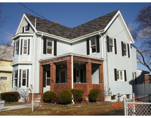 Single Family Home for Sale at 21 TAYLOR STREET Winthrop, Massachusetts 02152 United States