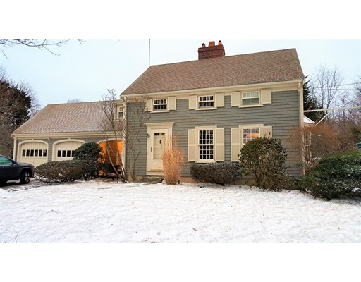 Single Family Home for Rent at 14 Stoneleigh Road Cohasset, 02025 United States
